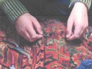 Lavaggio a mano di tappeti a Torino