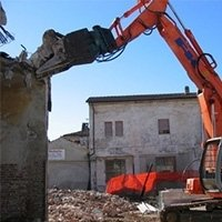 Demolizioni fabbricati