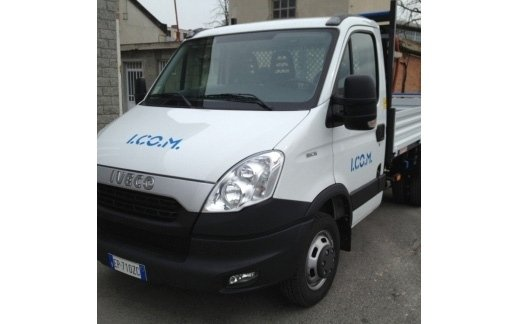 IVECO DAILY 35.15 ribaltabile