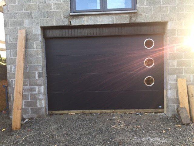 garage shutter