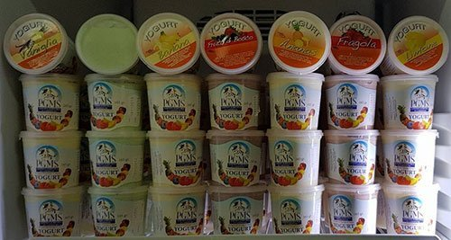 Yogurt a Pontinia