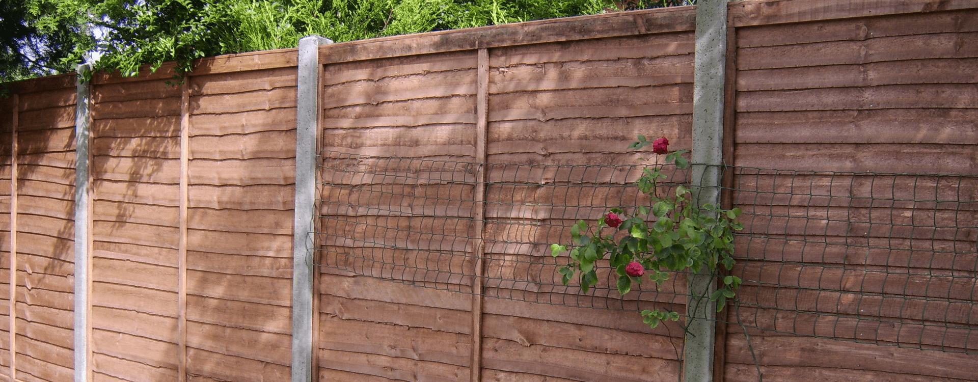 Garden fencing | Fencing Products Ltd, Wokingham