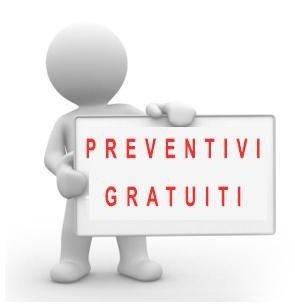 Preventivi gratuiti