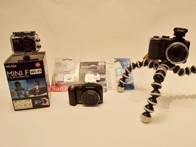 materiale per fotografia