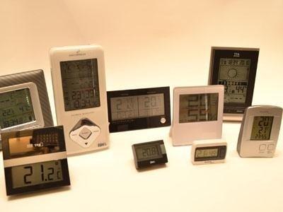 termometri da esterno e da interno