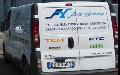 assistenza carrelli elevatori