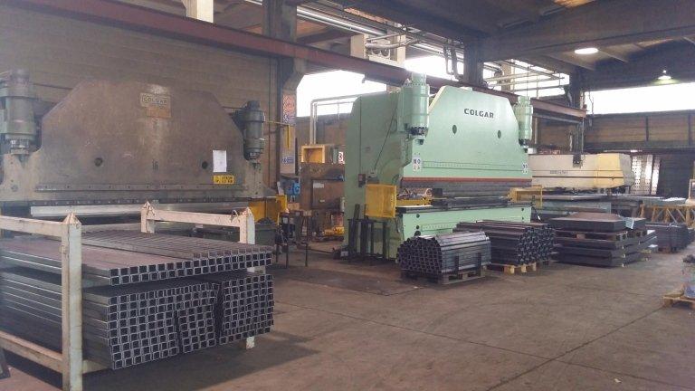 centro de recuperación de residuos metálicos