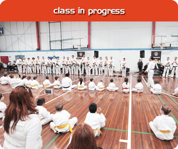 Karate classes for all in Melbourne