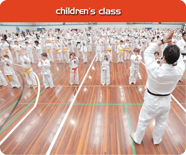 Experienced instructor for kids' karate in Melbourne