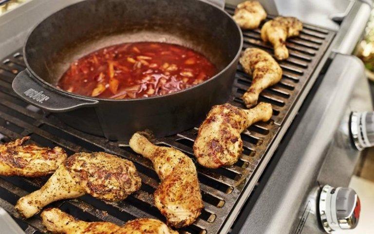 fornitura e vendita barbeque