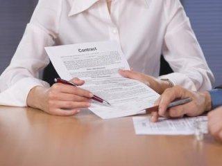 Consulente contrattuale