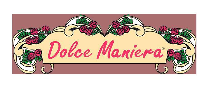 DOLCE MANIERA - LOGO