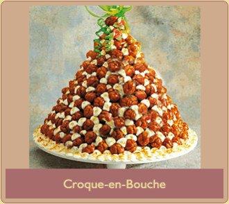 Torta Croque-en-bouche