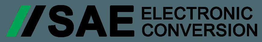 SAE ELECTRONIC CONVERSION - logo