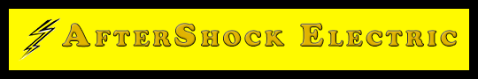 AfterShock Electric logo