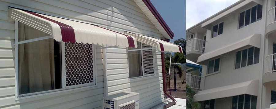 projection awnings