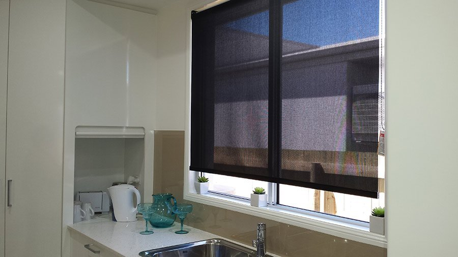 roller blinds in an array of colours