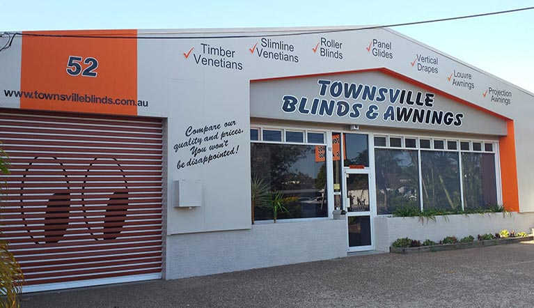 townsville blinds and awnings office