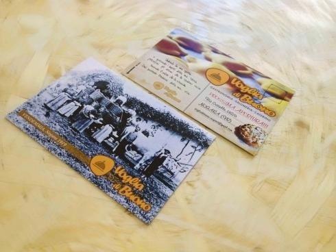 Cartoline pubbllicitarie