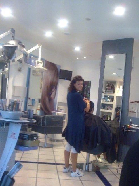 sala da parrucchiera
