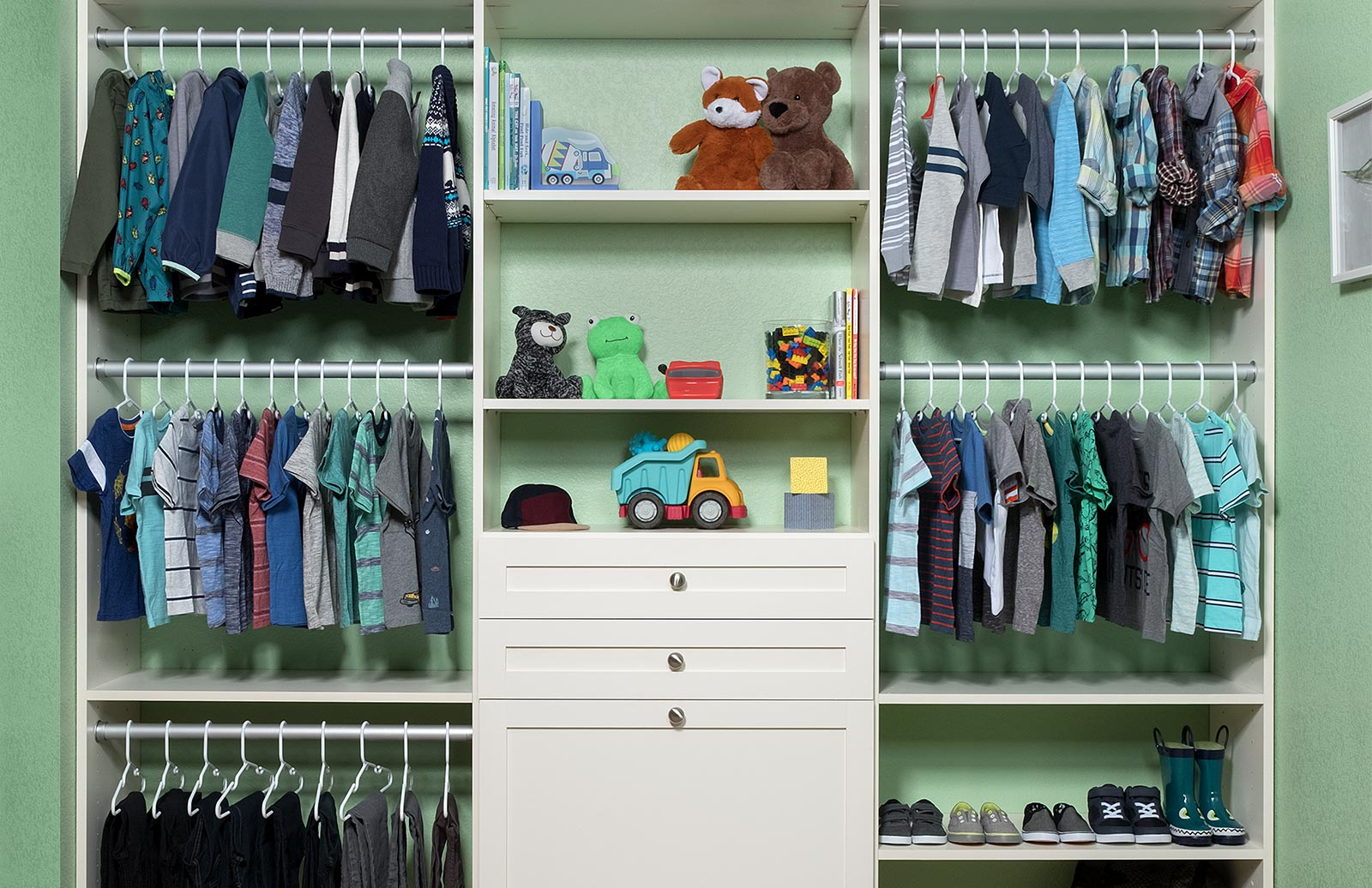 Custom Kids Closets For Columbus Ohio Birdie Brennan