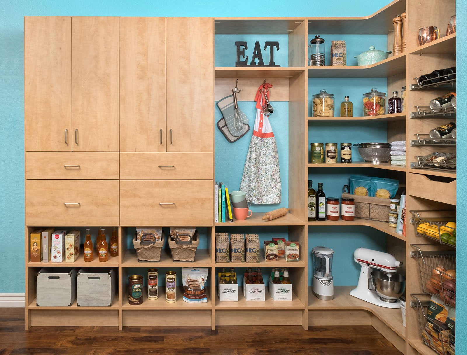 Building A Better Pantry