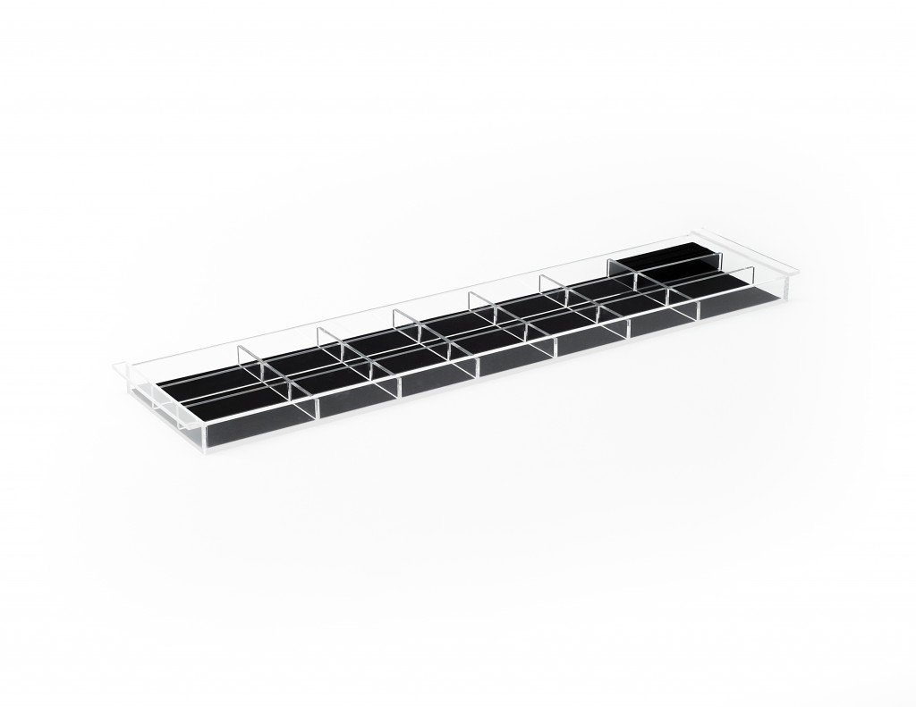 Plexiglass Jewelry Tray Insert