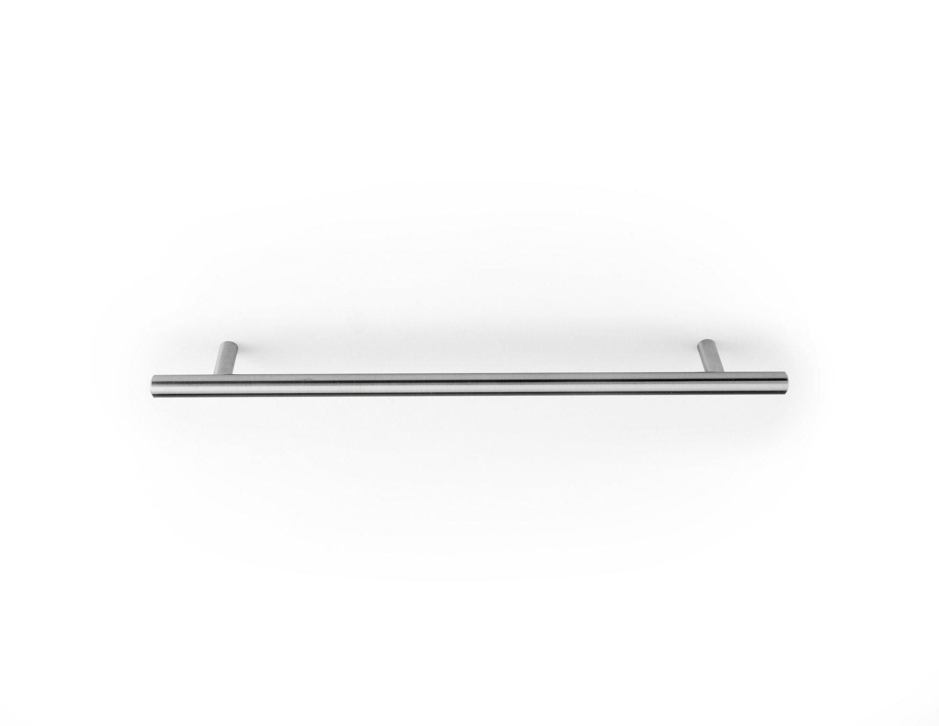 256mm Brushed Nickel Bar Handle
