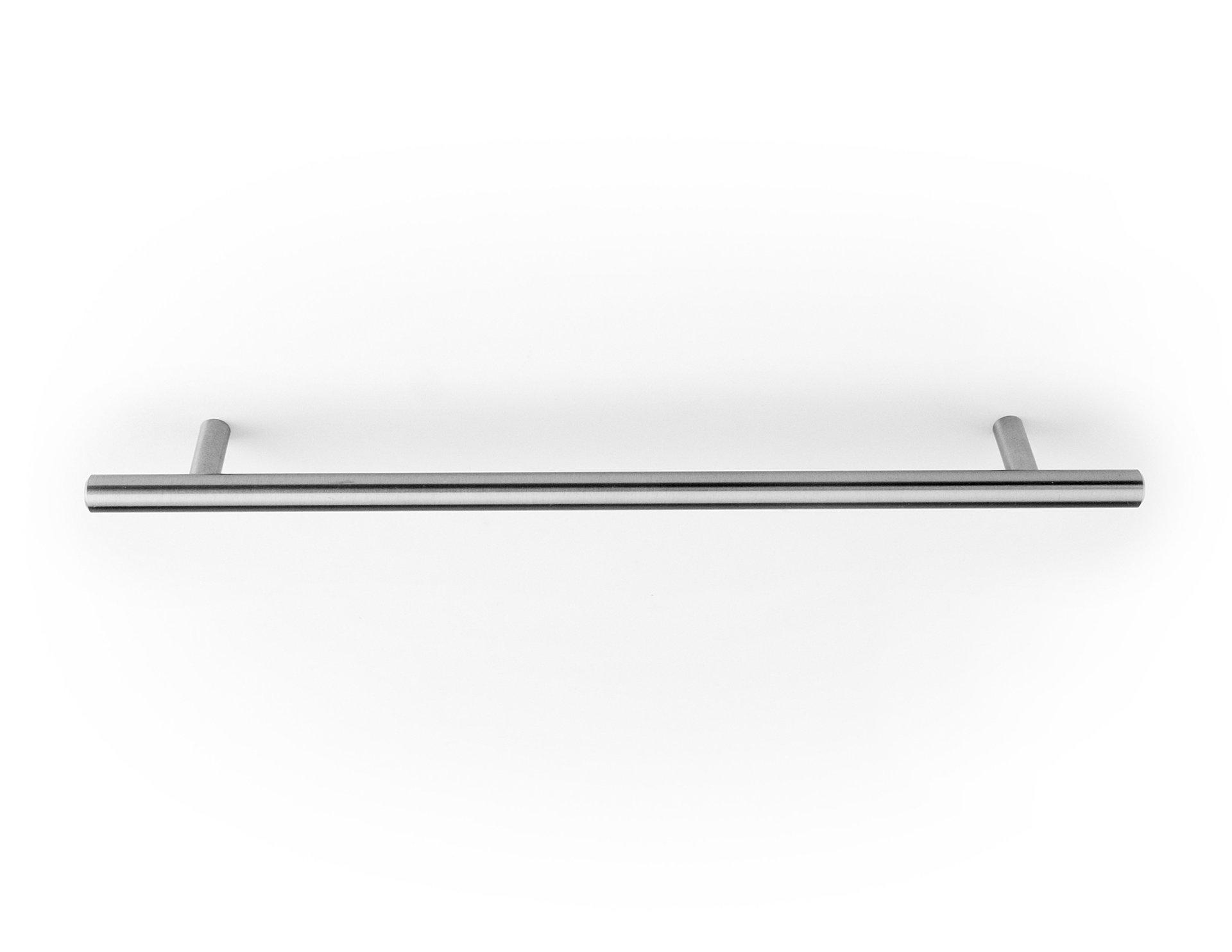 456mm Brushed Nickel Bar Handle