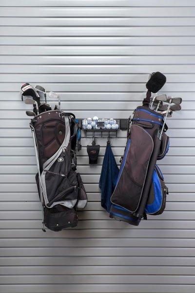 Golf Equipment Holder