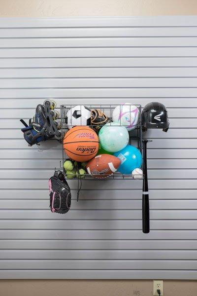 Sports Equipment Rack