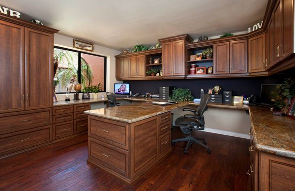 Coco Home Office Cabinets