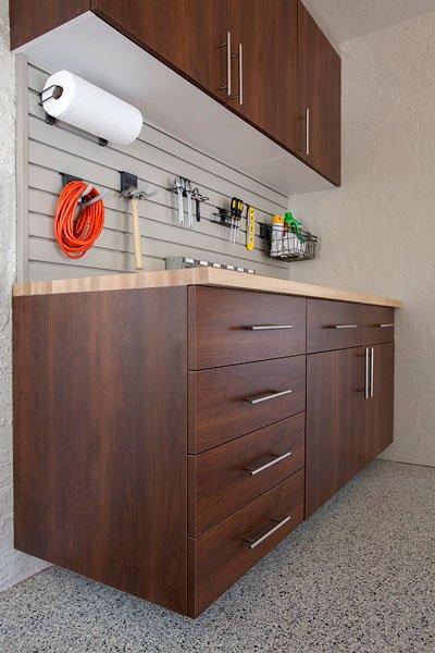 Coco Garage Cabinets