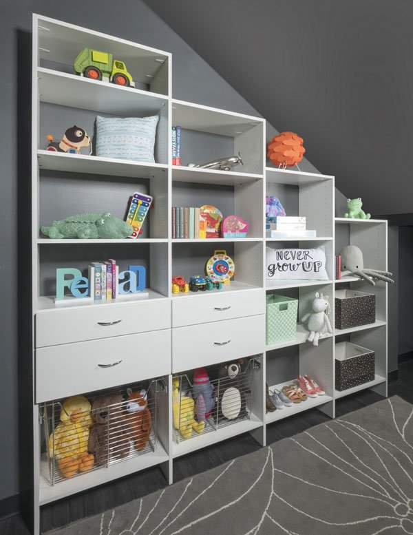 Closets Designed To Grow With Your Children Design
