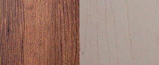 Woodgrain Garage Cabinets