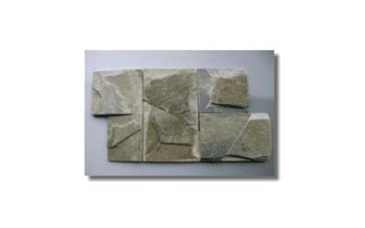 Rivestimento in pietra beige