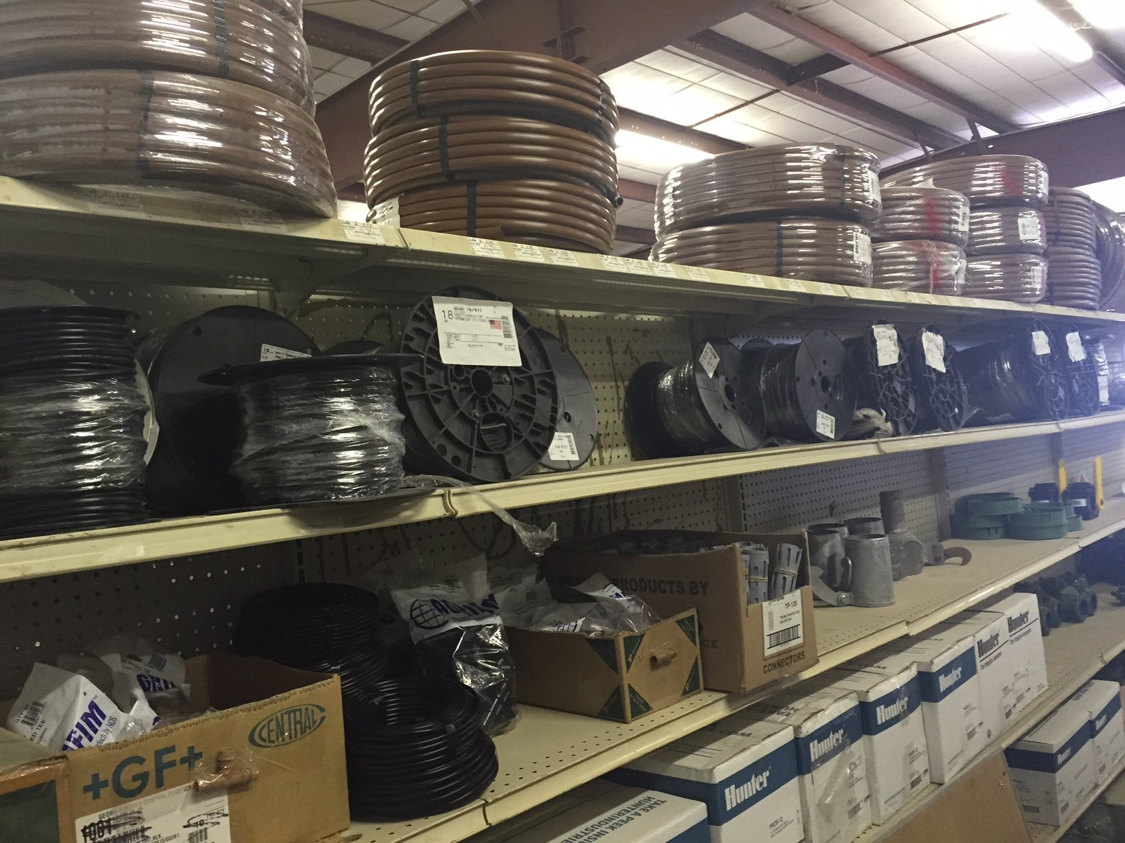 poly pipe rental in Odessa, Midland & San Angelo, TX