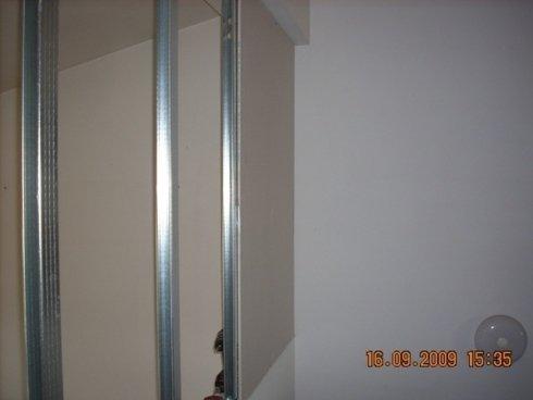 Struttura metallica per sala acustica