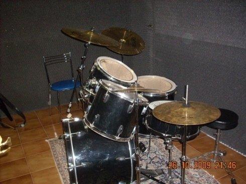 La sala acustica da noi realizzata