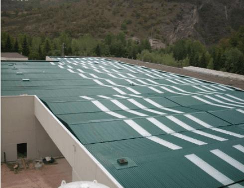 Un esempio di realizzazione tetti
