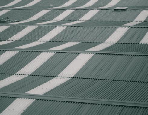 Rifacimento tetto di capannone industriale