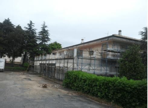 Manutenzione del tetto