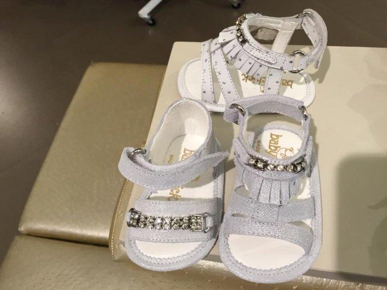 Sandali da culla anche per i più piccoli