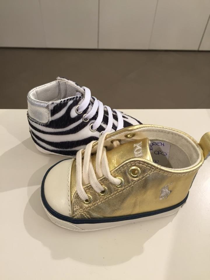 scarpe da culla