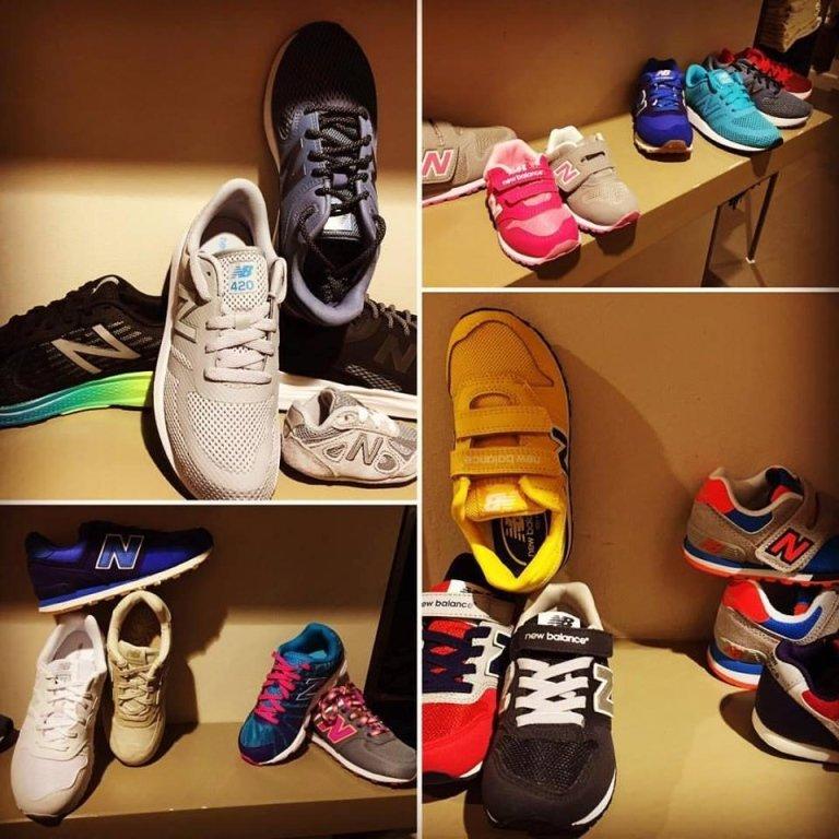 scarpe new balance genova