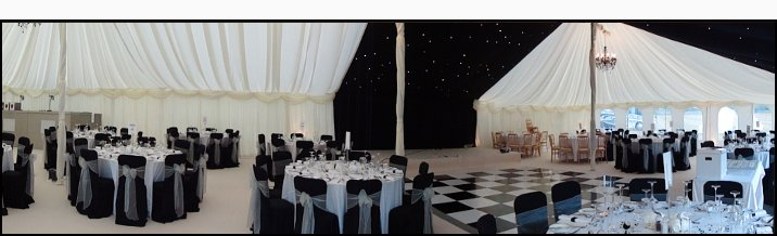 Marquee hire - Warwickshire, UK - Shakespeare Marquees - Corporate