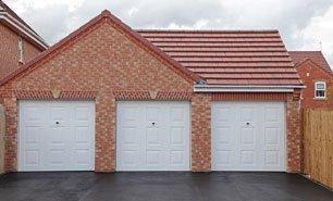 sturdy garage doors