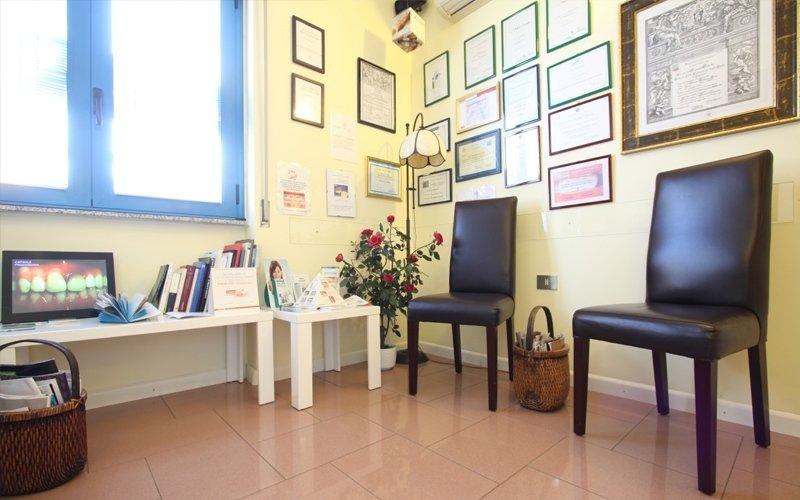 Sala d'aspetto Dr. Obino