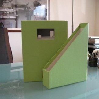 scatole ricoperte