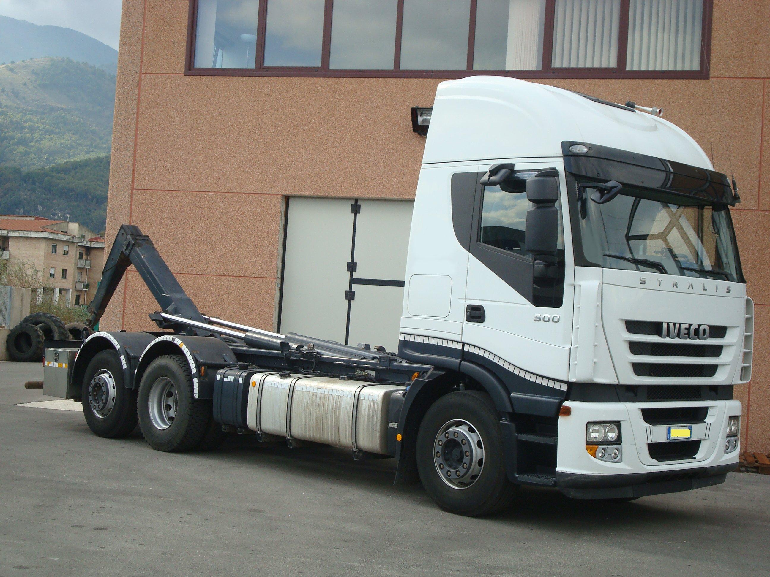 Camion della RAF